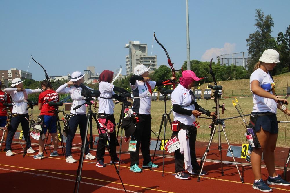 第廿九屆世界大學生夏季運動會射箭比賽