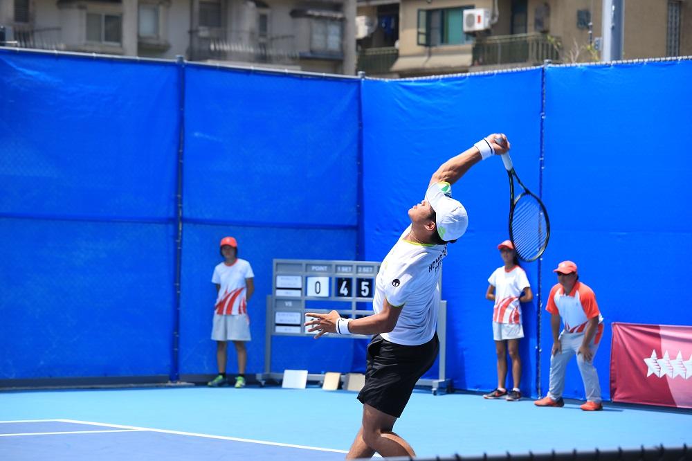 第廿九屆夏季世界大學運動會網球賽