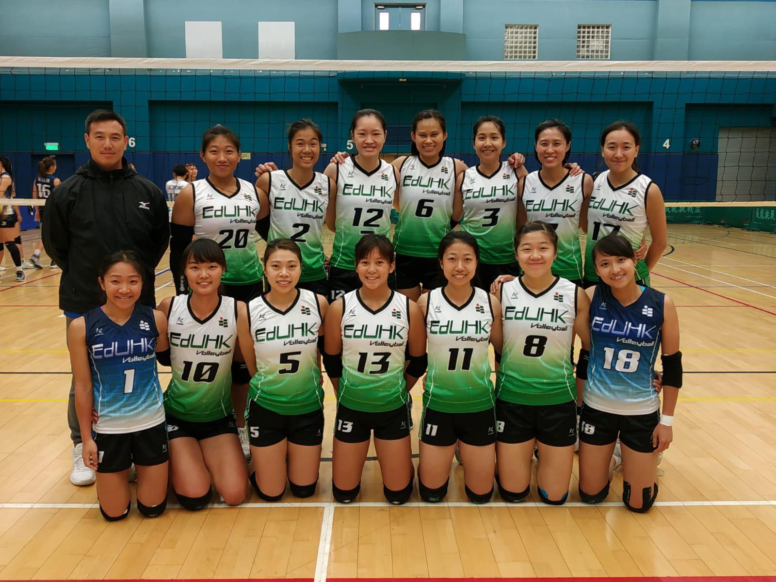 2018-19 女子排球比賽