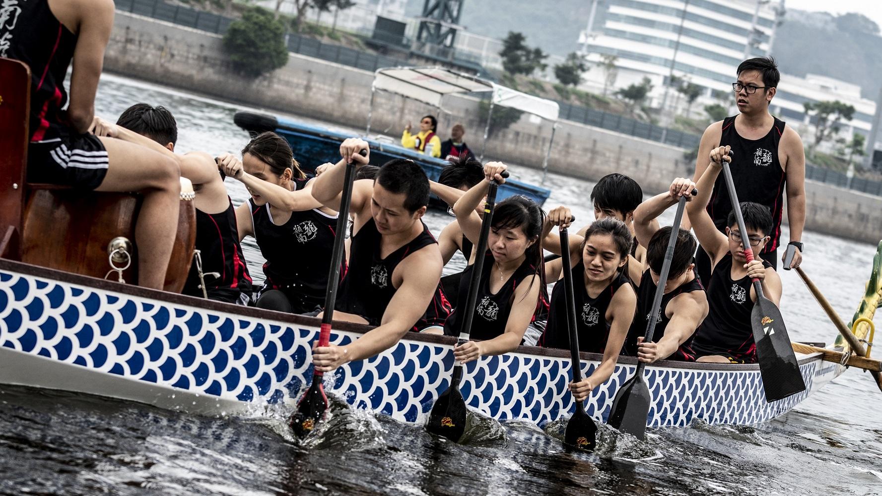 2017-18 龍舟錦標賽