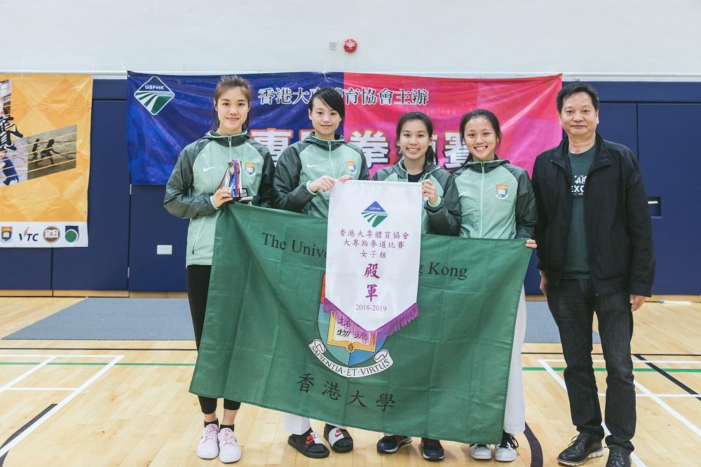 2018-19 跆拳道比賽