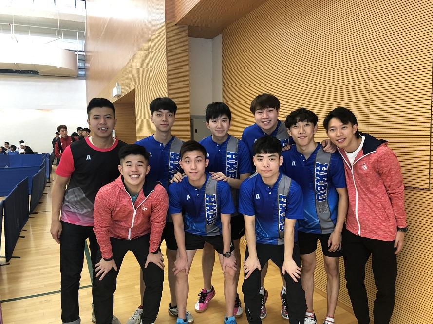 2018-19 乒乓球比賽