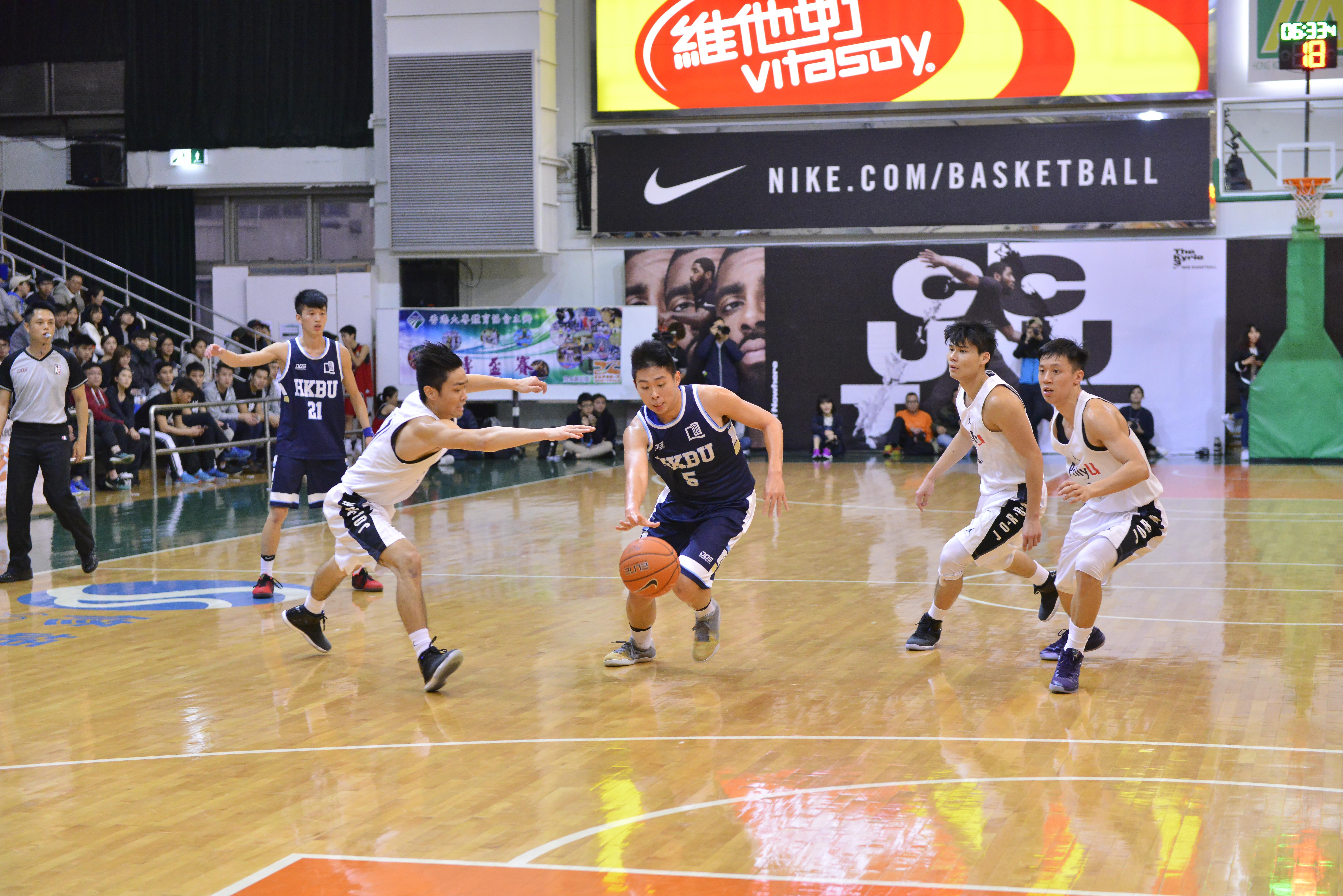 2016-17 籃球比賽