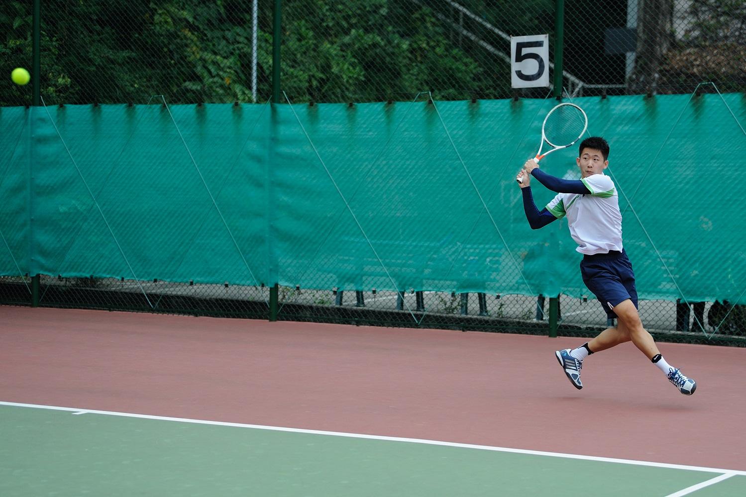 2017-18 網球比賽