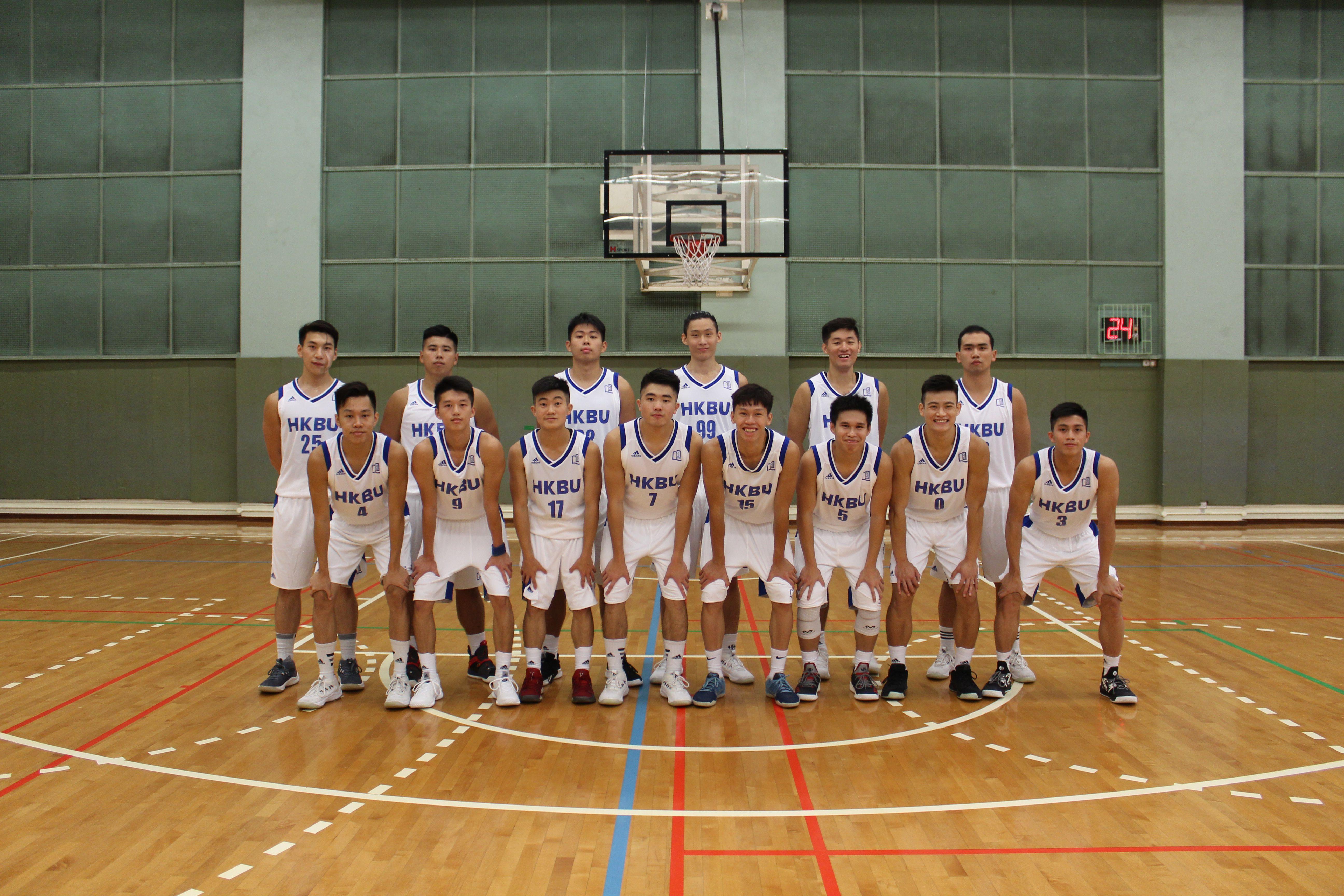2018-19 籃球比賽